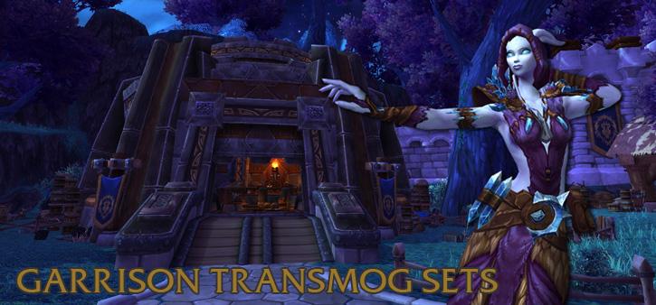 Garrison Transmog Guide