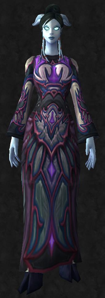 Queen Azshara\'s Dressing Gown