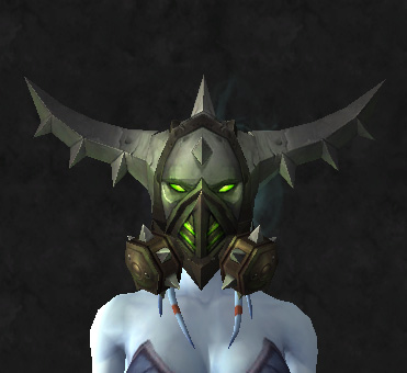 Helm Of The Furnace Master