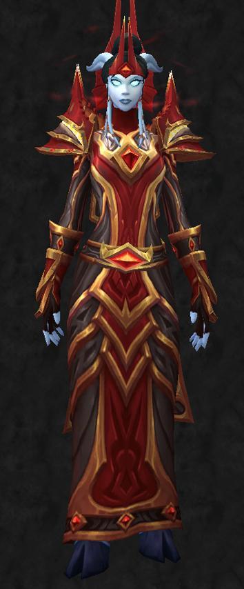 Cruel Gladiator S Silk Armor Horde