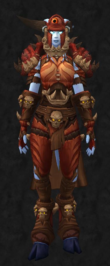 Wildstalker Armor Mythic